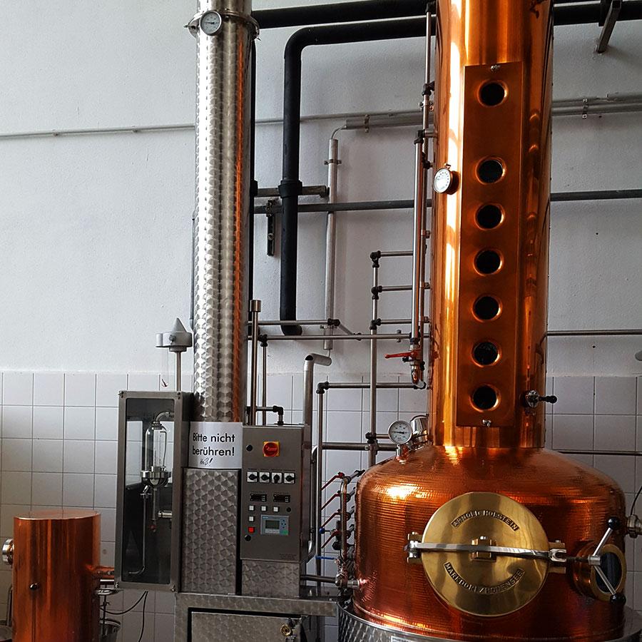 likoerbrandwhiskydestillerie